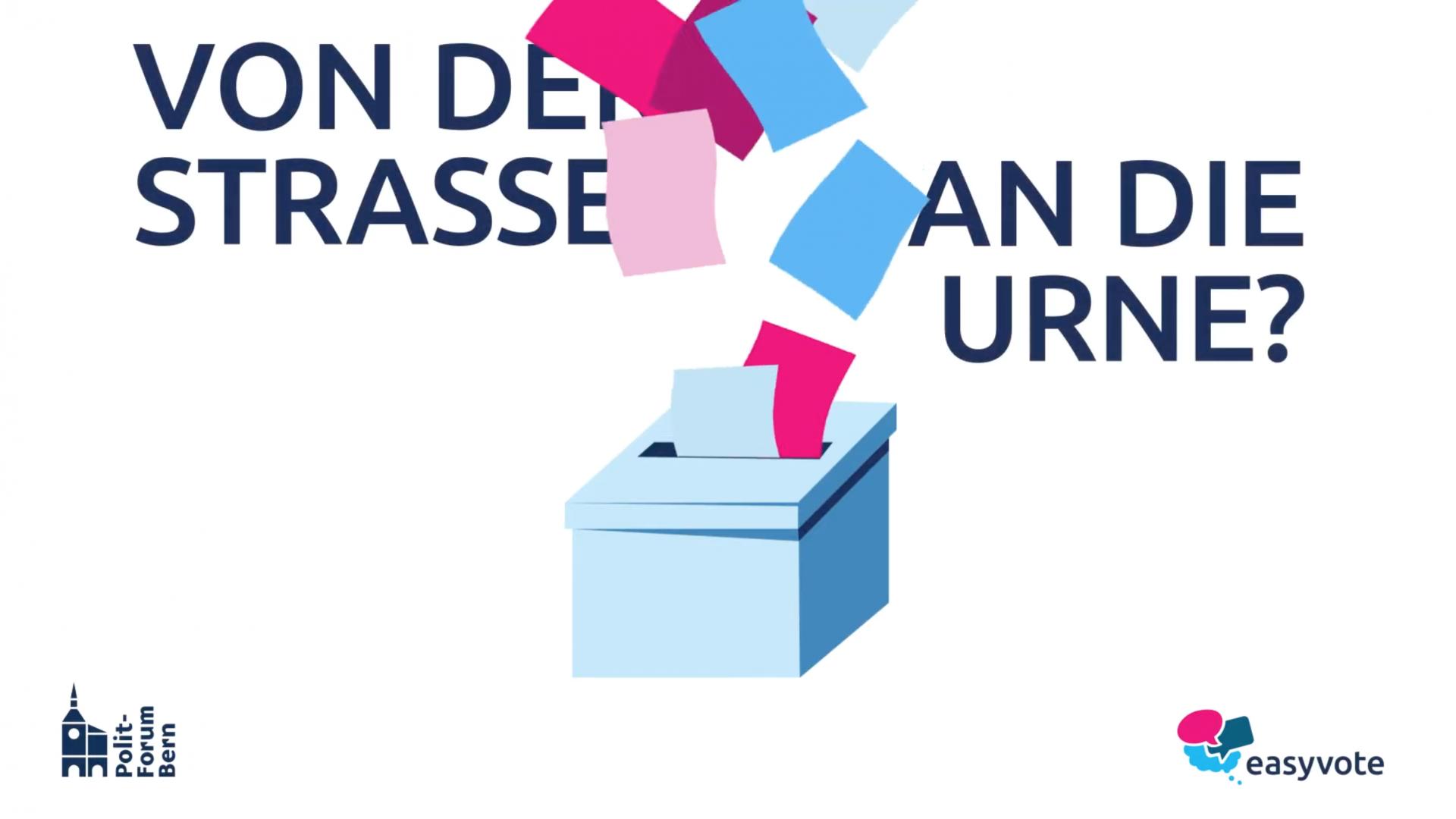 easyvote-Tagung 2020: Kommt vorbei!